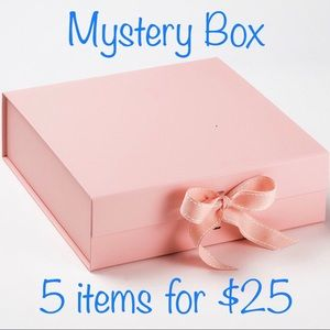 Mystery Box 5 for $25
